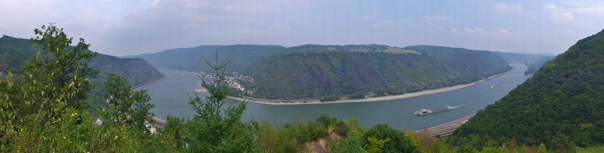 Wanderung Mittelrhein