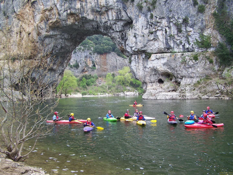 Ardèche (Selbstorganisation)