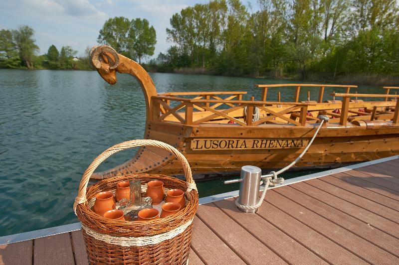 Ein Nachmittag auf einem römischen Rheinschiff