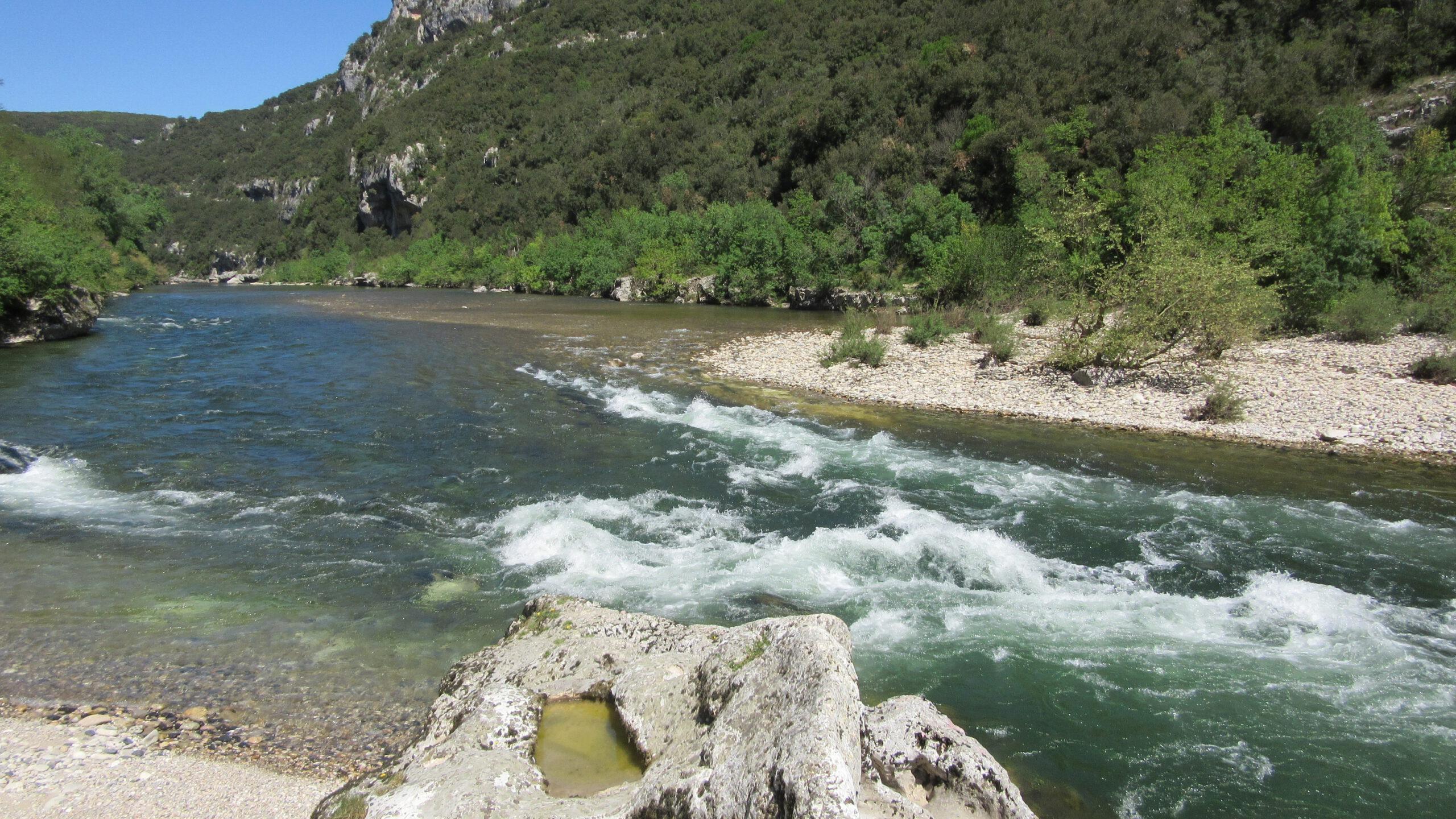 Abgesagt: Wildwassercamp Ardèche
